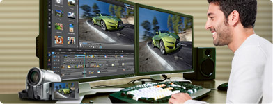 Try 64-bit video editing with the world's fastest video editing software.