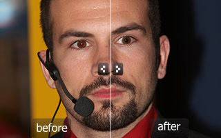 Red Eye Reduction